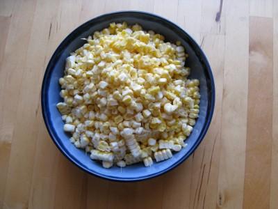 corn (before roasting)
