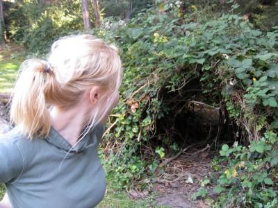 secret dens!